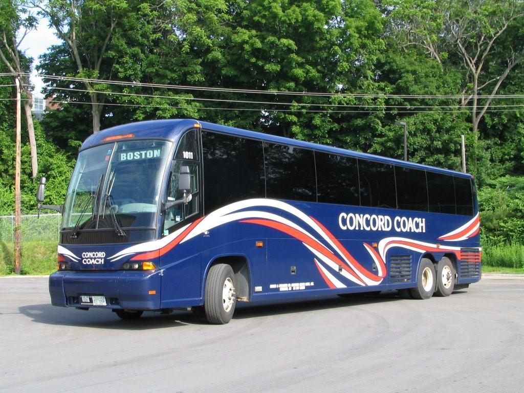 Concord Coach 1011 - 20JUN08