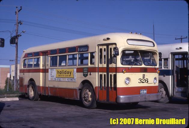 Sarnia Tst 326