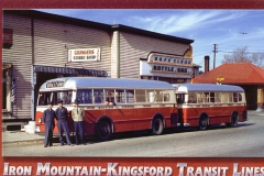 Iron Mountain Kingsford Transit Lines