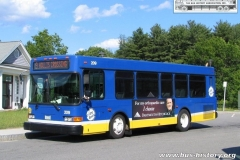 Nashua City Bus 209 - 21JUN08