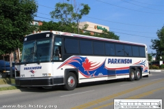 Parkinson Coach Lines 99 - 24JUN07