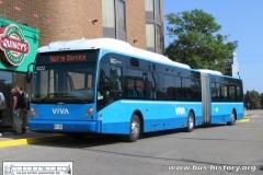 YRT VIVA 5222 at the Hotel - 24JUN06